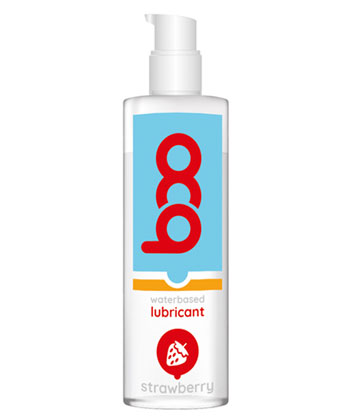 Boo Flavored Lubricant