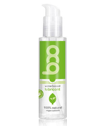 Boo Natural Waterbased Lubricant