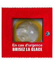 Callvin En Cas D'urgence Brisez La Glace
