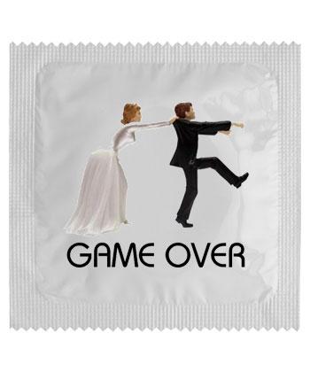 Callvin Game Over