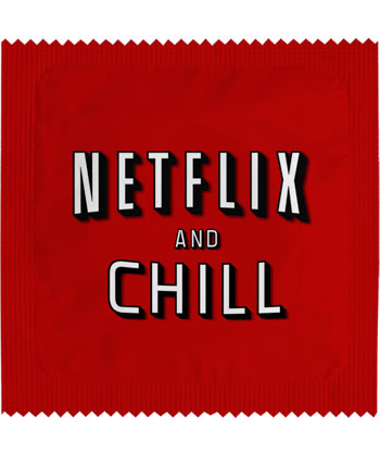 Callvin Netflix and chill