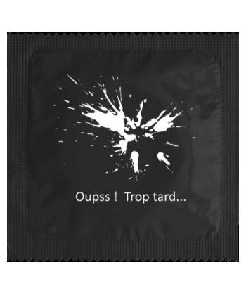Callvin Oups Trop Tard