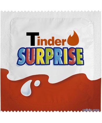 Callvin Tinder Surprise