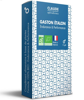 Claude Paris Gaston Etalon