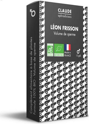 Claude Paris Léon Frisson