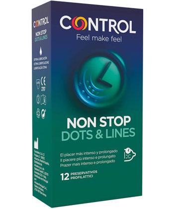 Control Non Stop Dots & Lines