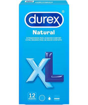 Durex Natural XL