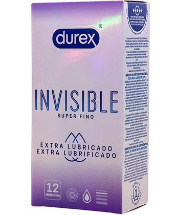 Durex Hidden Extra Lubricated