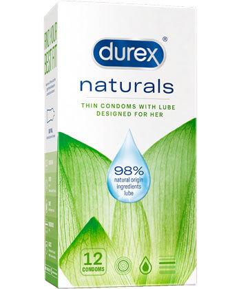 Durex Natural