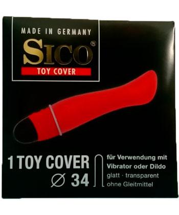 Sico Toy Cover diamètre 34mm