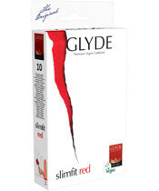 Glyde Slimfit Red