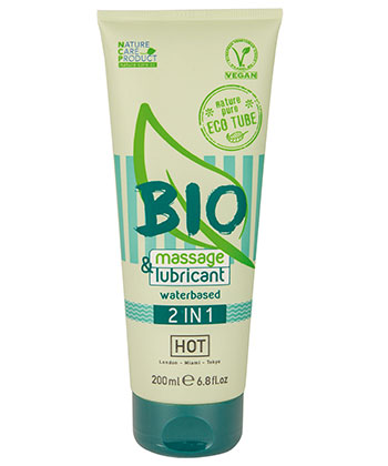 Hot Bio Massage & Lubricant