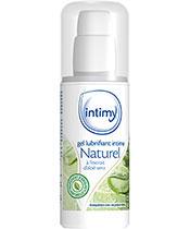Intimy Gel Lubrifiant Intime Naturel