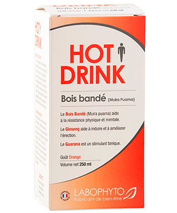 Labophyto Hot Drink Man