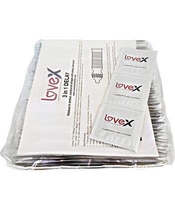 LoveX 3 in 1 Delay