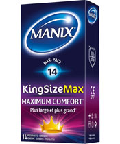 Manix King Size Max
