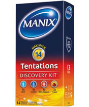 Manix Tentations VP