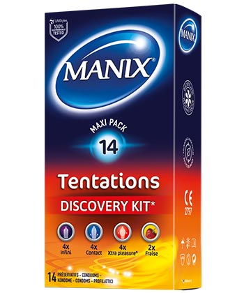 Manix Tentations VP