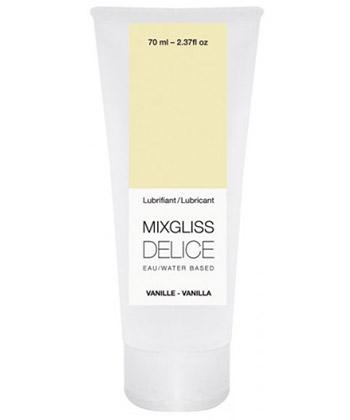 MixGliss Délice Vanille