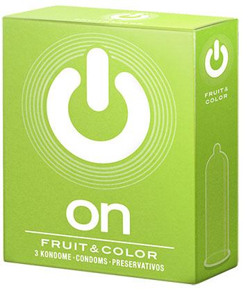 On Fruit & Color