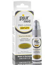 Pjur med Pro Long serum