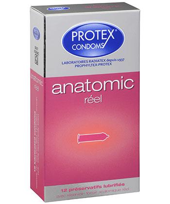 Protex Anatomic Real