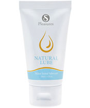 S Pleasures Lube Natural