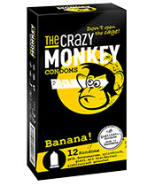 The Crazy Monkey Banana