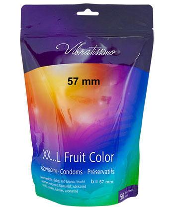 Vibratissimo XXS/L Fruit Color