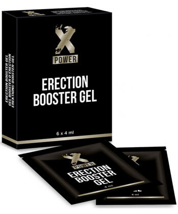 XPower Erection Booster Gel